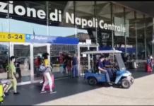 Napoli, Stazione Centrale: Uomo in arresto cardiaco salvato dal defibrillatore