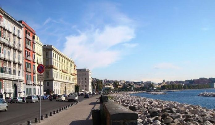 Al via i lavori del Lungomare di Napoli: ecco il progetto