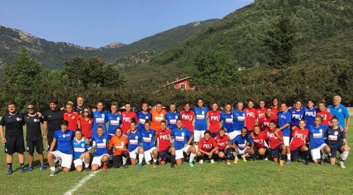 Calcio, Napoli Femminile: derby con la Vapa Virtus Partenope