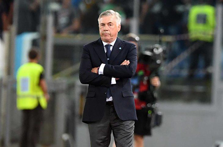 Calcio Napoli, Ancelotti si congeda: