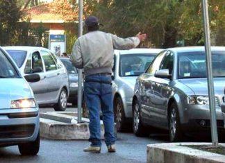 Edenlandia, blitz contro i parcheggiatori abusivi: sei denunce