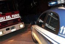 San Giorgio a Cremano, un'anziana signora soccorsa dalla Polizia