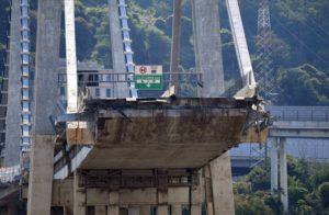 Crollo ponte Morandi, sono stati consegnati i primi avvisi di garanzia