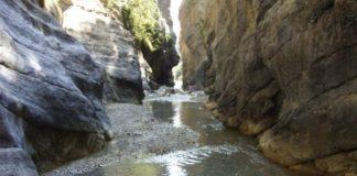 Pollino, piena del torrente Raganello su escursionisti: 11 morti