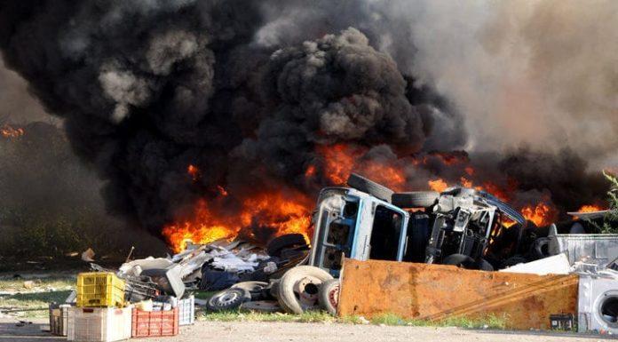Rifiuti, accordo Istituzioni-Autostrade per monitorare i roghi in Campania