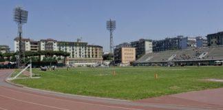 Stadio Collana, giù le reti di contenimento: cittadini preoccupati