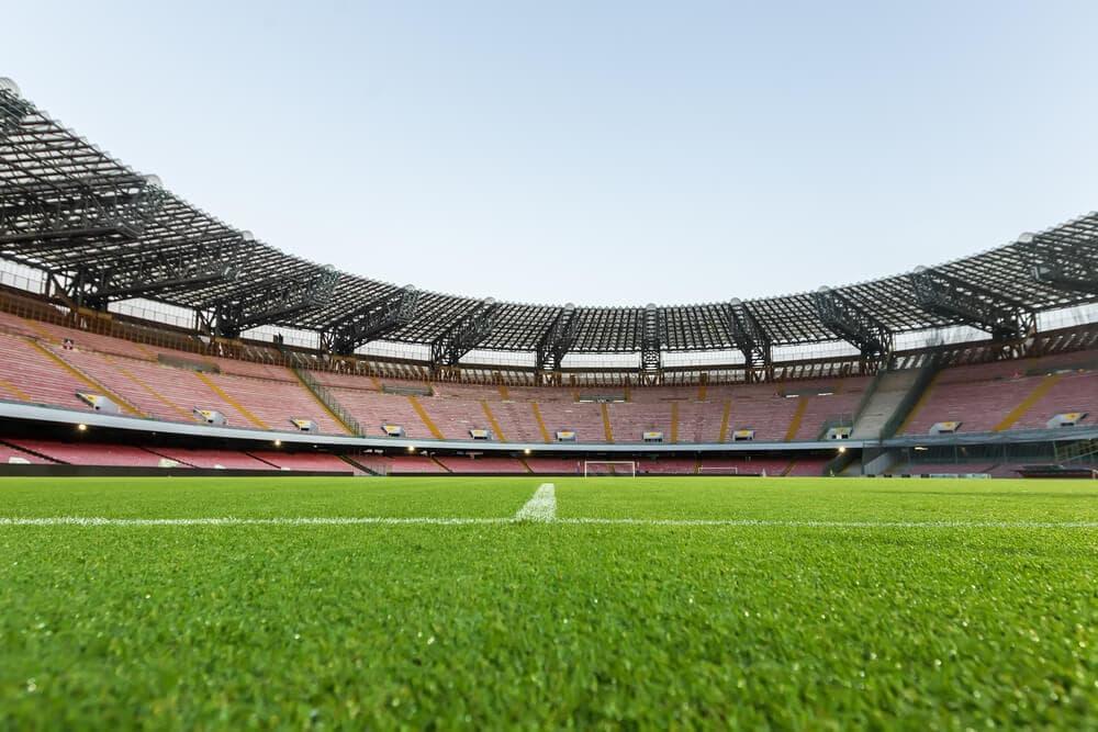 """Calcio Napoli, De Laurentiis: """"Non costruirò più stadio altrove"""""""