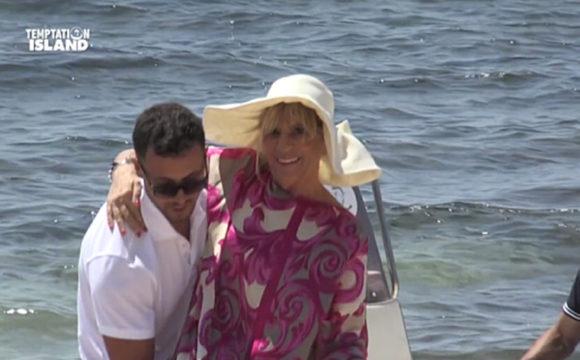 Uomini e Donne news: Il video di Tina Cipollari che imita Gemma Galgani