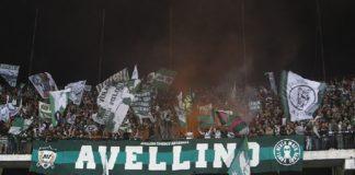 Avellino Calcio, anche il Tar dice no: si ripartirà dai dilettanti