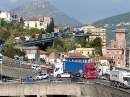 Salerno, stop al viadotto Gatto per controlli di sicurezza