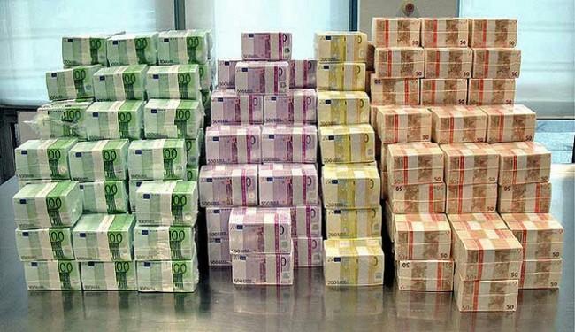 Bce: dal 27 gennaio addio alle banconote da 500 euro