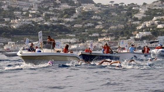 Capri-Napoli, al via domenica la Maratona del Golfo