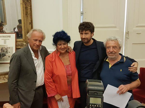 "Al Teatro San Carlo debutta ""Così parlò BELLAVISTA"""