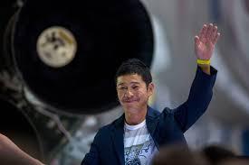E' un miliardario giapponese il primo turista spaziale della luna
