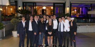 Diviso tra Napoli e Shanghai, Gabriele Antonio Scancamarra festeggia 18 anni