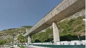 Salerno, controllo di sicurezza per il viadotto Gatto