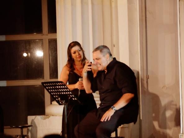 """Al Maschio Angioino """"Canzoni per il Commissario Ricciardi"""""""