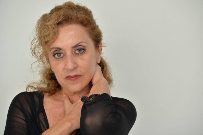 Gea Martire in scena a Villa Floridiana per 'Le sere d'Estate'