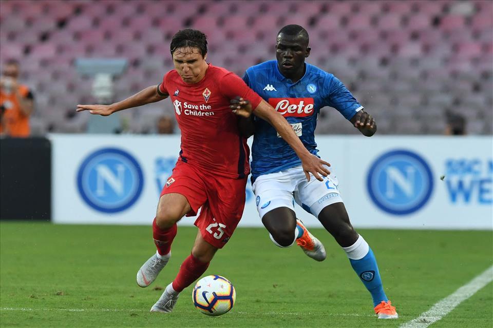 Calcio Napoli: vittoria importantissima 1-0 contro la Fiorentina