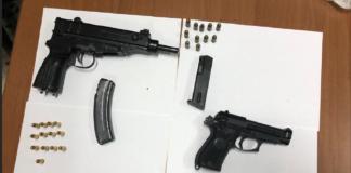 Folle inseguimento alla Duchesca, i falchi arrestano due uomini armati