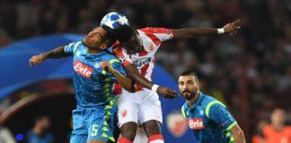 Napoli-Stella Rossa, probabili formazioni e dove vedere la partita