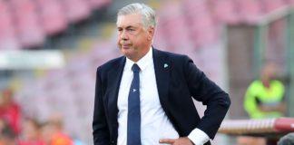 """Calcio Napoli, Ancelotti: """"Risultato che ci deve servire da lezione"""""""
