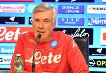 "Calcio Napoli, Ancelotti: ""Se Allan e Koulibaly vanno via mi incateno"""