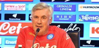 Calcio Napoli, Ancelotti in conferenza: Milik sta bene, può giocare