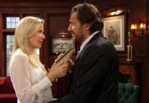 Beautiful, lunedì 17 settembre: Brooke accetta di sposare Ridge