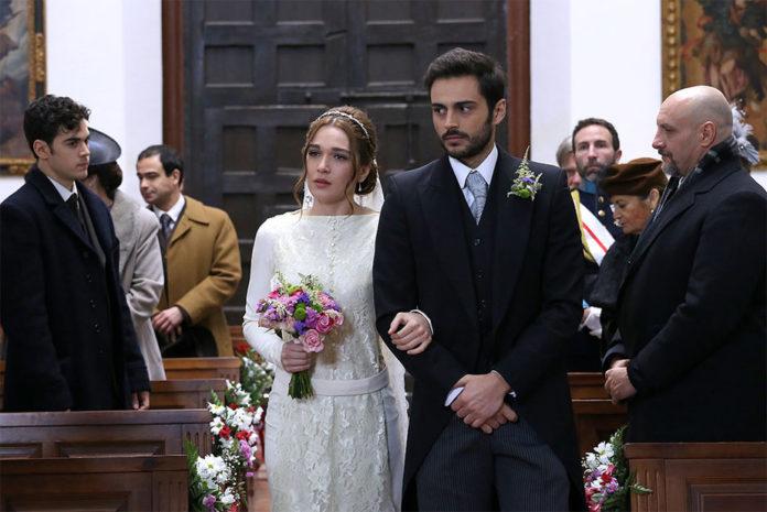 Il Segreto, 19 settembre: Saul accompagna Julieta all'altare