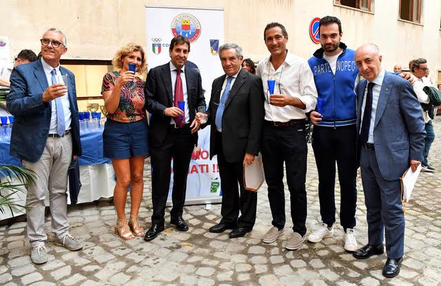 Smart Sport: inaugurata la polisportiva di Sandro Cuomo al Martuscelli