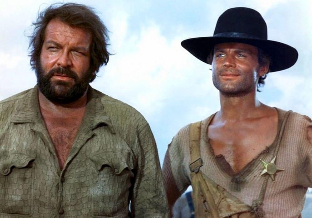 """Bud Spencer, la vita del """"gigante buono"""" diventerà un film"""