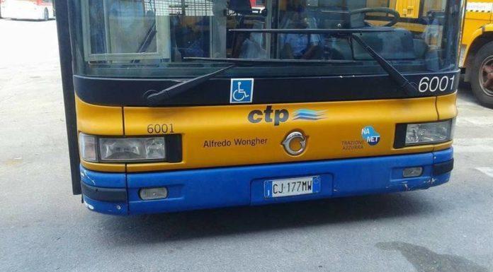 Ctp, stipendi non pagati: i bus sono ancora in deposito