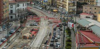 Napoli, via Marina: accordo per la ripartenza del cantiere