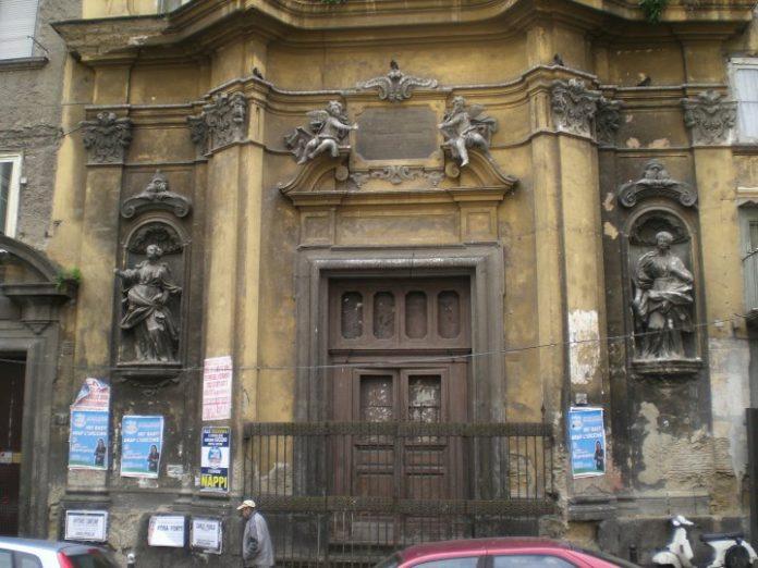 Napoli, Santa Maria della Colonna riapre dopo quasi 40 anni