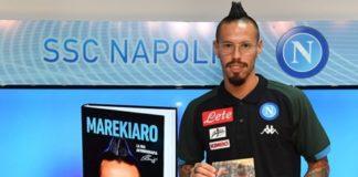 """Hamsik: """"Fiero di aver dedicato la mia carriera al Calcio Napoli"""""""