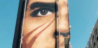 San Giovanni a Teduccio, inaugurato il murale di Che Guevara