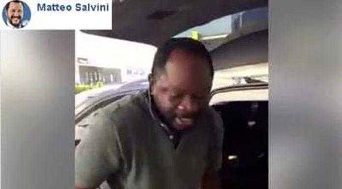 """""""Gli italiani non sono razzisti, ma stufi"""": così l'immigrato conquista Salvini"""