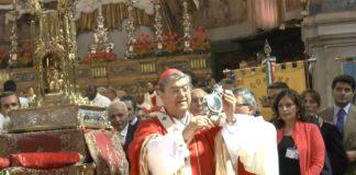 Si ripete il Miracolo di San Gennaro: il sangue si è sciolto!