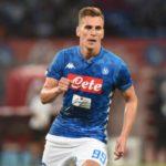 """Calcio Napoli, Milik: """"Potevamo fare meglio, ma possiamo migliorare"""""""
