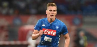 """Calcio Napoli, Milik sdrammatizza dopo la rapina: """"Serata quasi perfetta"""""""