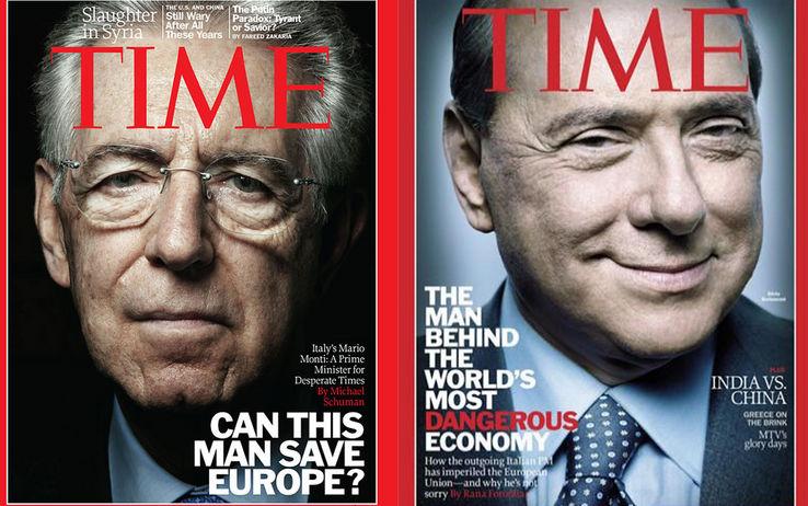 Salvini in copertina sul Time: