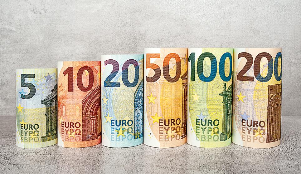 Come sono le nuove banconote da 100 e 200 euro