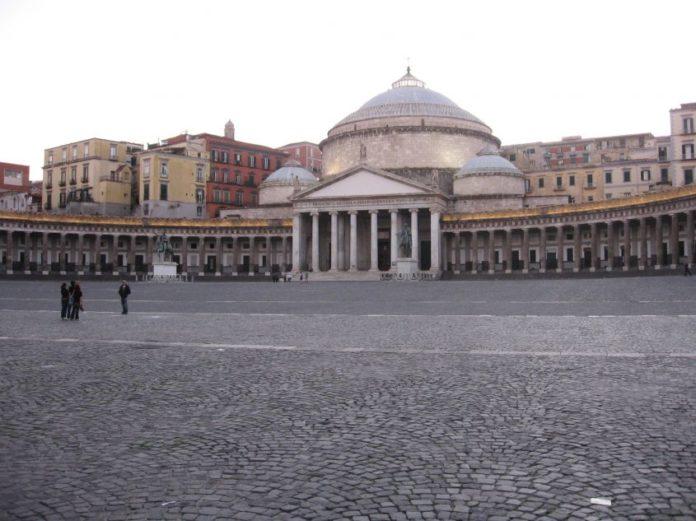 Napoli, partito cantiere in piazza Plebiscito: concerti a rischio