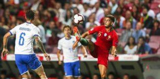Portogallo-Italia 1-0, i lusitani dominano gli azzurri