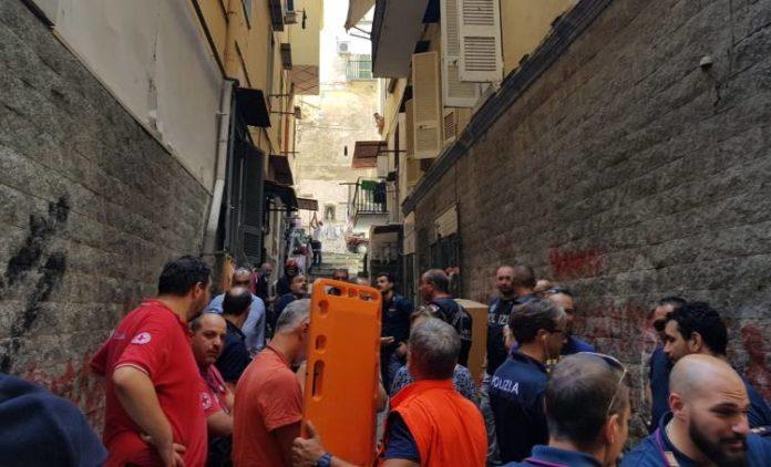 Napoli, Quartieri Spagnoli: esplode una bombola, un morto e due feriti