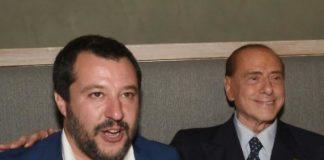 Cena Salvini-Berlusconi: incontro positivo, ma decisioni rinviate