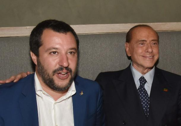 Cena Salvini-Berlusconi: incontro positivo, ma decisioni rinviate