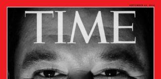 """Salvini sulla copertina di Time come """"Nuovo volto dell'Europa"""""""