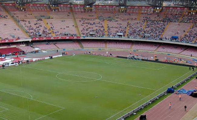 Calcio Napoli: Se il San Paolo diventa un deserto